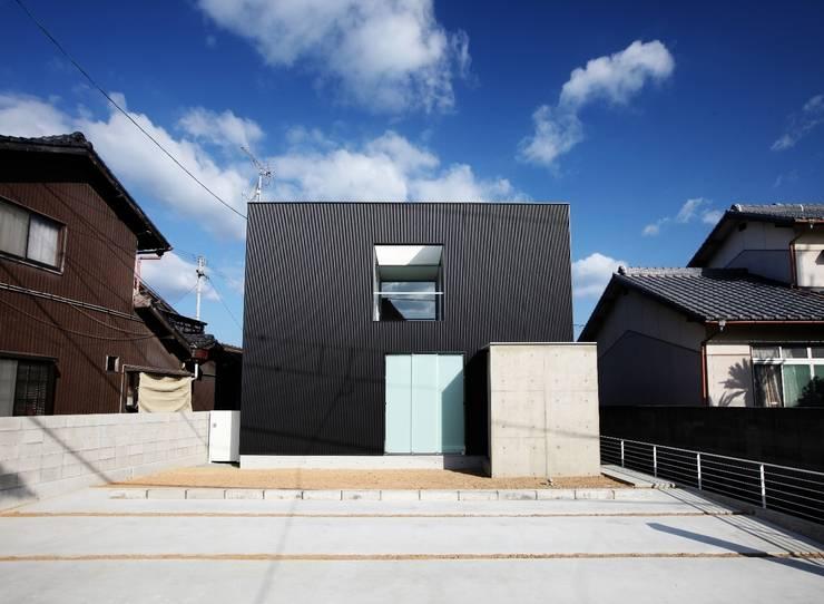HIROBA: JMA(Jiro Matsuura Architecture office)が手掛けた家です。