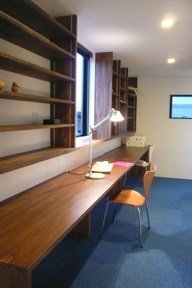 HIROBA: JMA(Jiro Matsuura Architecture office)が手掛けた和室です。