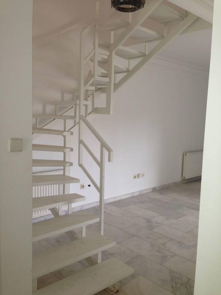 Tuncer Sezgin İç Mimarlık – Çeşme'de Yazlık Ev. :  tarz