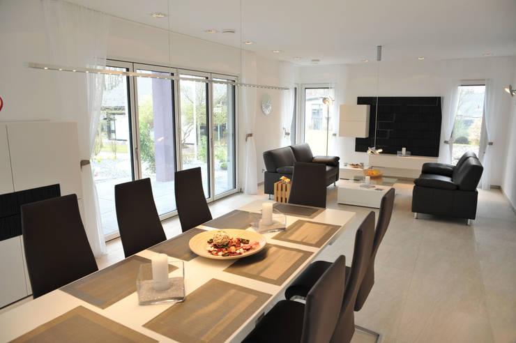 Eetkamer door STREIF Haus GmbH