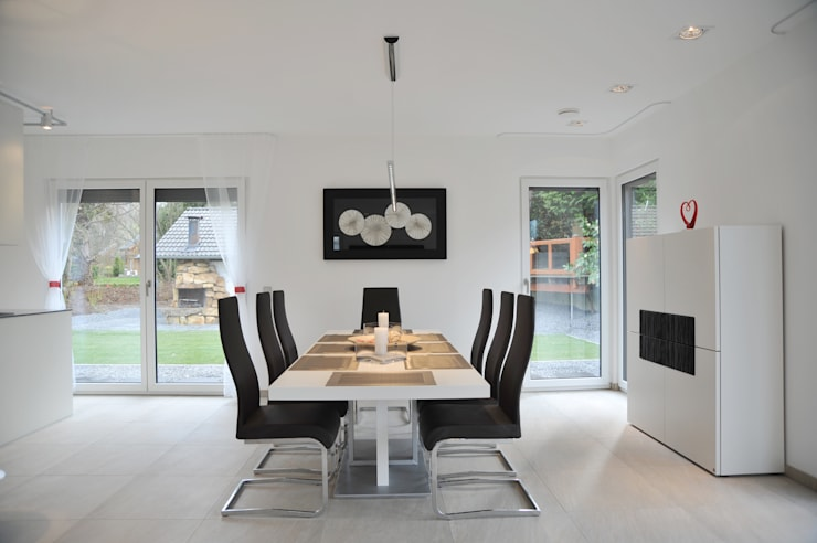 Dining room by STREIF Haus GmbH, Modern