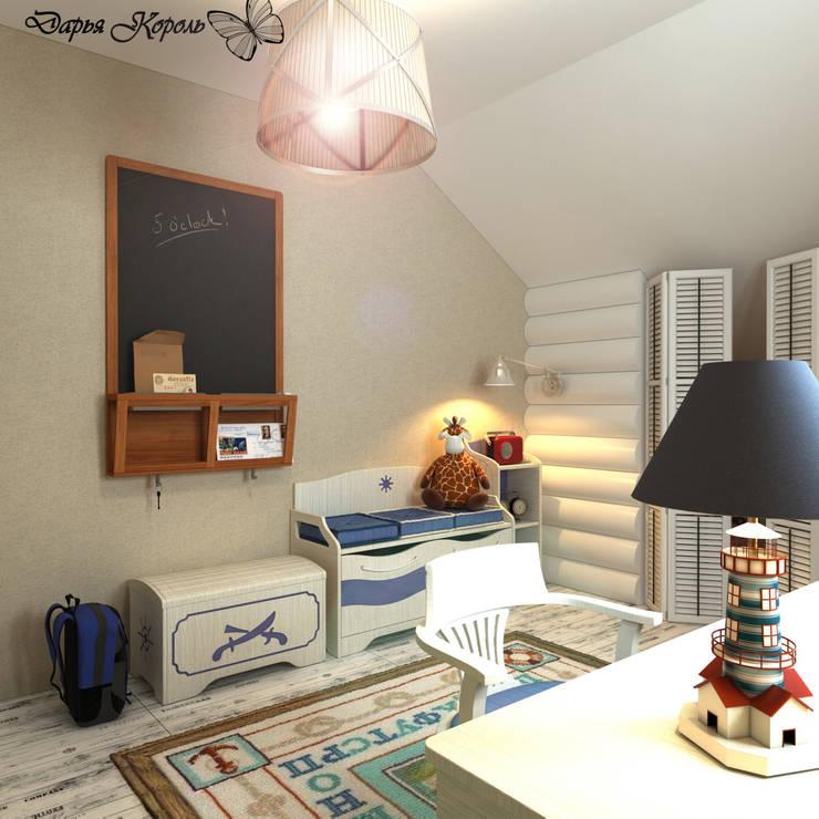 children's room: Детские комнаты в . Автор – Your royal design
