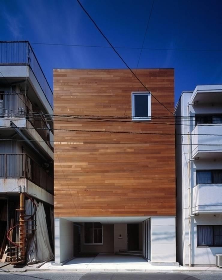 H HOUSE in hiroshima: 有限会社アルキプラス建築事務所が手掛けた家です。
