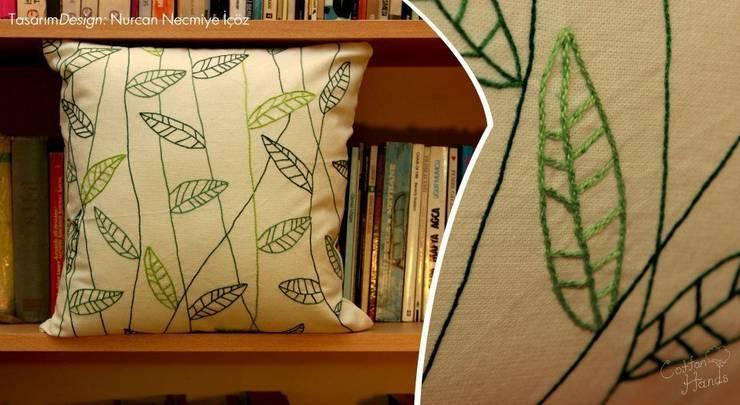 Cotton Hands – Foliage:  tarz Oturma Odası