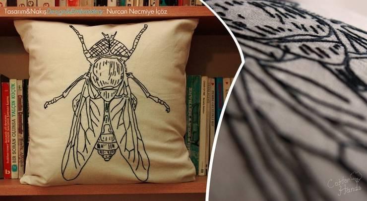 Cotton Hands – Fly:  tarz Oturma Odası