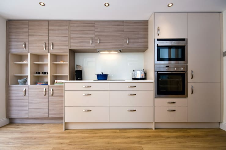 Refurbishment Project:  Kitchen by Price Kitchens