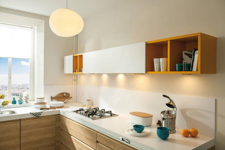 Кухни в . Автор – Schmidt Palmers Green, Скандинавский