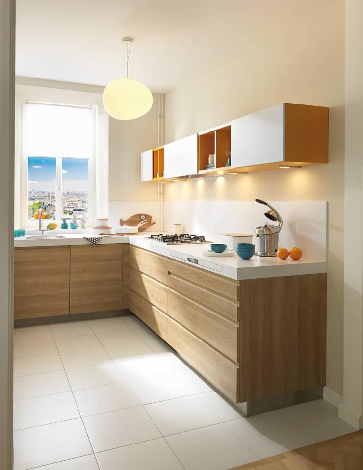 NEW! 2015 Kitchen: PORTLAND + ARCOS:  Kitchen by Schmidt Palmers Green