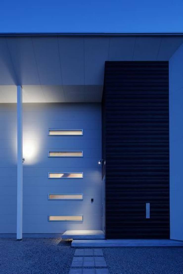 倉敷の家: 有限会社アルキプラス建築事務所が手掛けた家です。