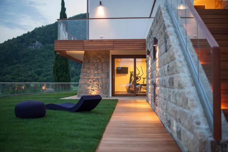 Residenza Colli Veneti: Case in stile In stile Country di Andrea Tommasi
