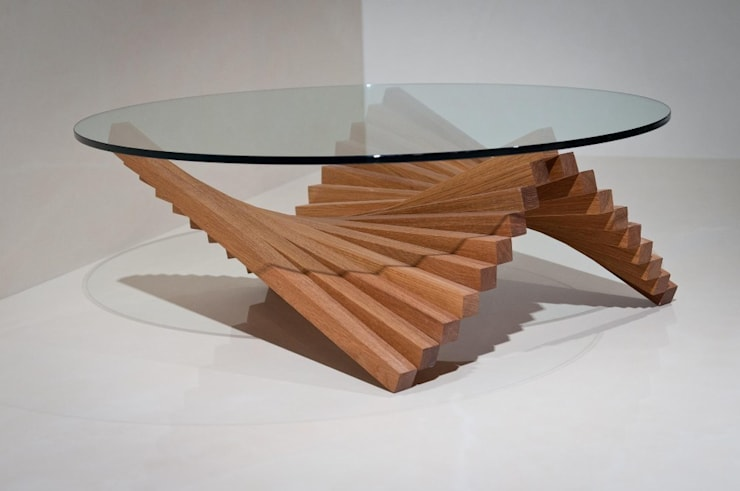 Wave:  Living room by Young Design