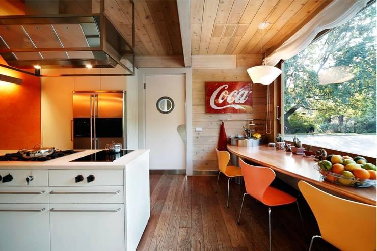 Cozinhas  por alberico & giachetti architetti associati