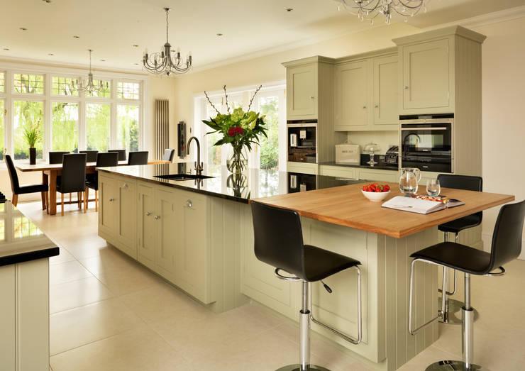 Harvey Jones Kitchens:  tarz Mutfak
