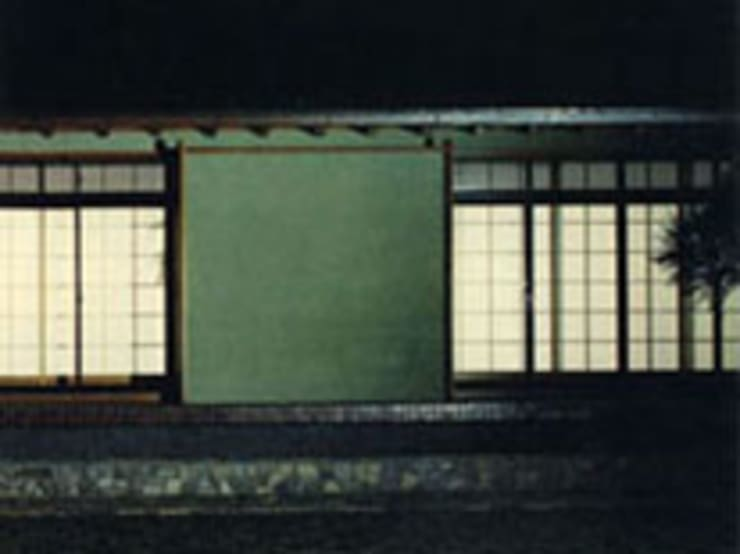 武蔵野現代数奇屋の家外観一部: 株式会社 山本富士雄設計事務所が手掛けた家です。,クラシック 木 木目調