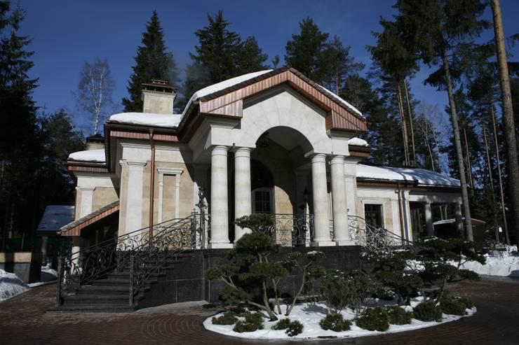 Банкетный зал : Дома в . Автор – Дизайн интерьера Проценко Андрея