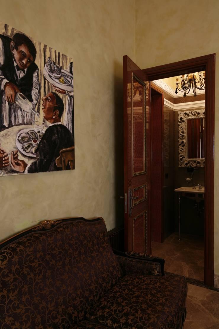 Банкетный зал : Ванные комнаты в . Автор – Дизайн интерьера Проценко Андрея