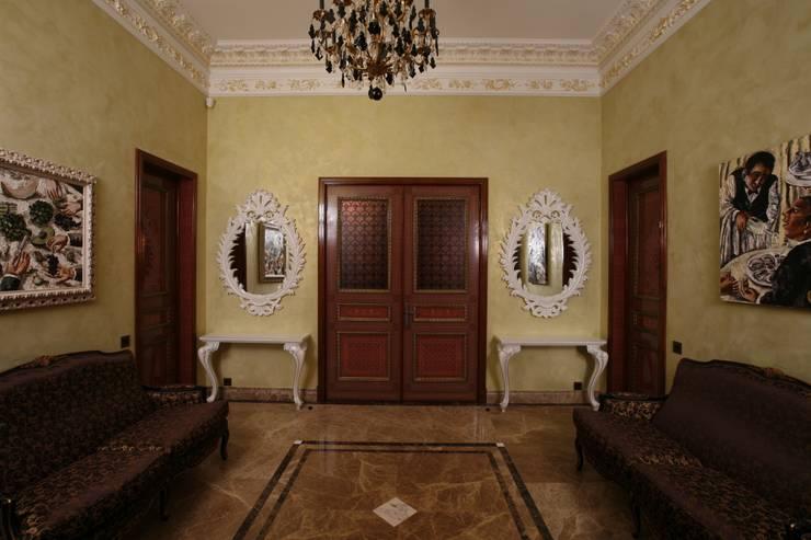 Банкетный зал : Коридор и прихожая в . Автор – Дизайн интерьера Проценко Андрея