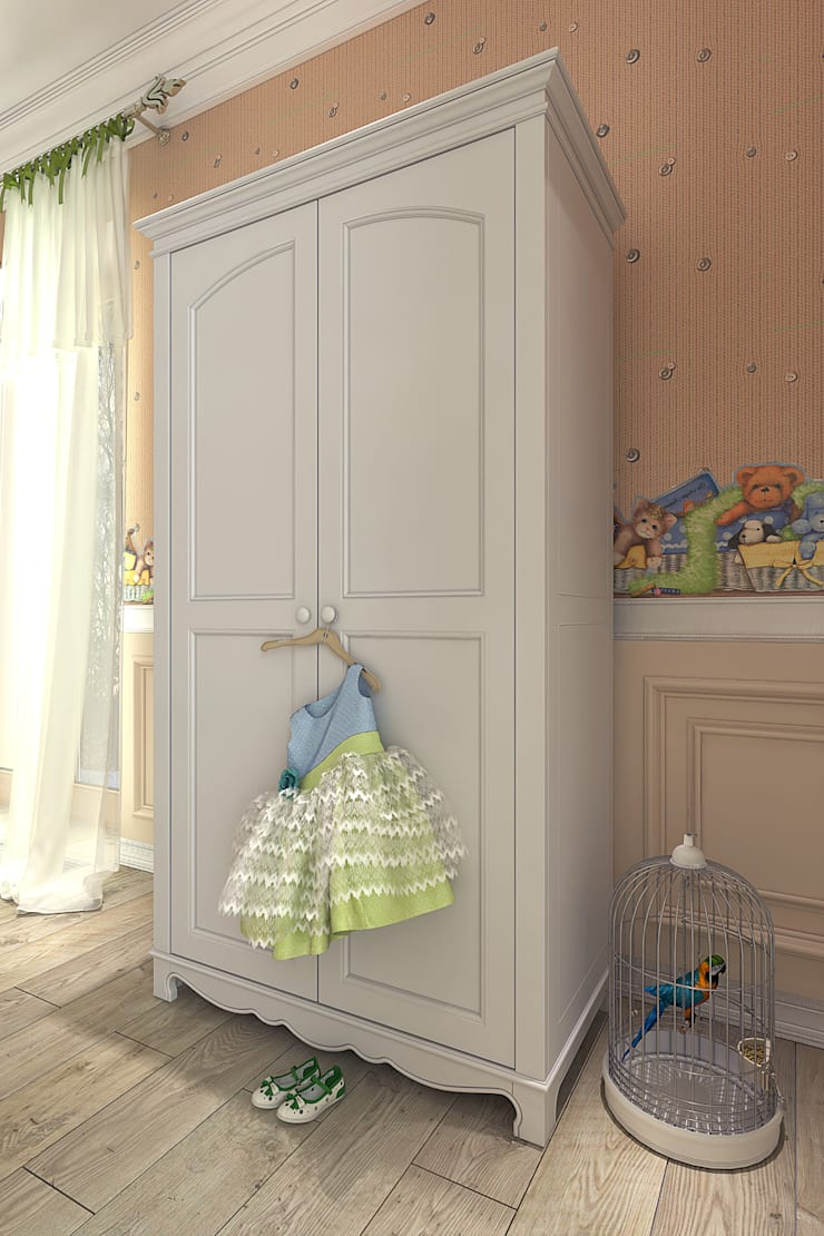 furniture IRFA: Детские комнаты в . Автор – Your royal design
