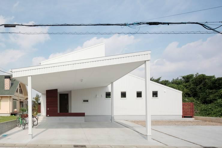 すべり台の家: 一級建築士事務所あとりえが手掛けた家です。