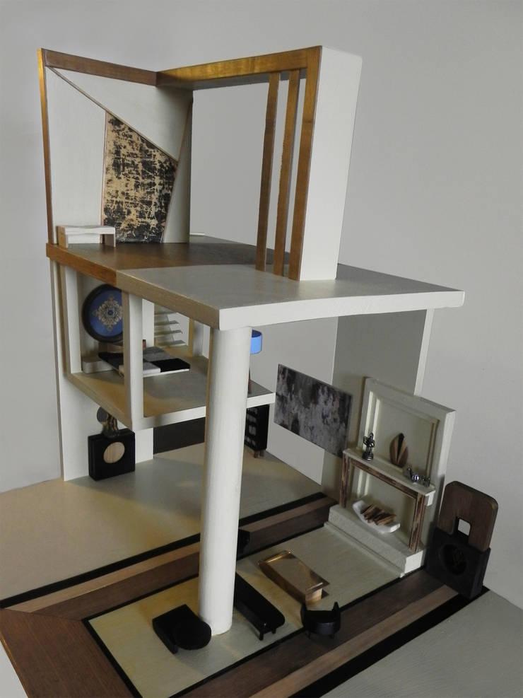 Living room by muskat18, Minimalist