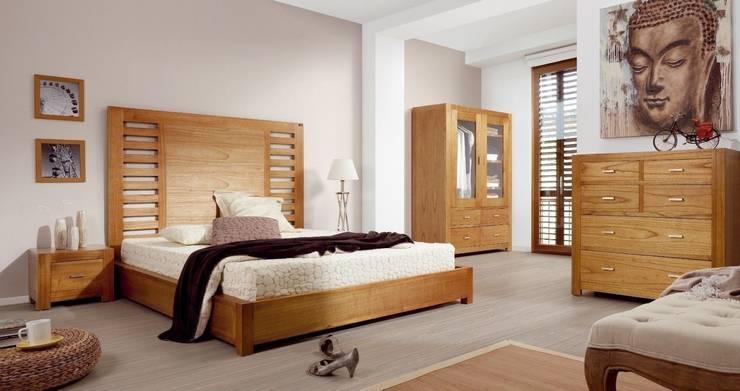 Slaapkamer door Paco Escrivá Muebles