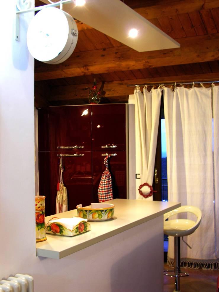 Dapur oleh Studio di Progettazione Arch. Tiziana Franchina, Modern