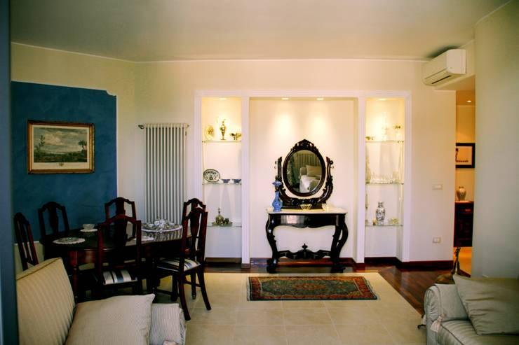 Dining room by Studio di Progettazione Arch. Tiziana Franchina