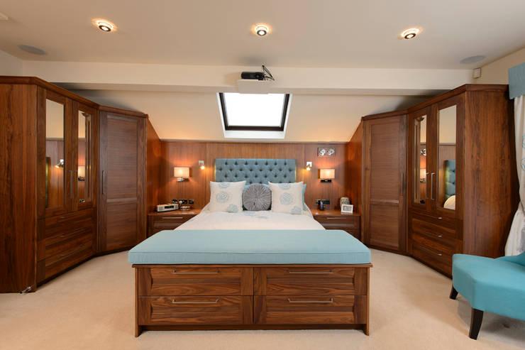 Room: klasik tarz tarz Yatak Odası