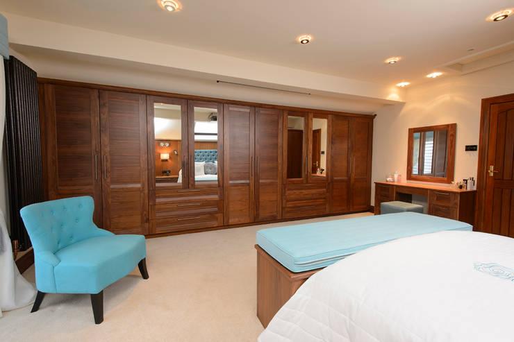غرفة نوم تنفيذ Room