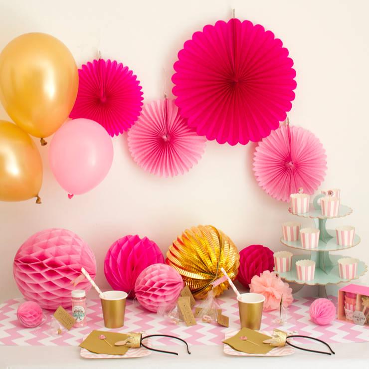 Kit anniversaire princesse Rock My Partie: Chambre d'enfant de style  par ROCK MY PARTIE
