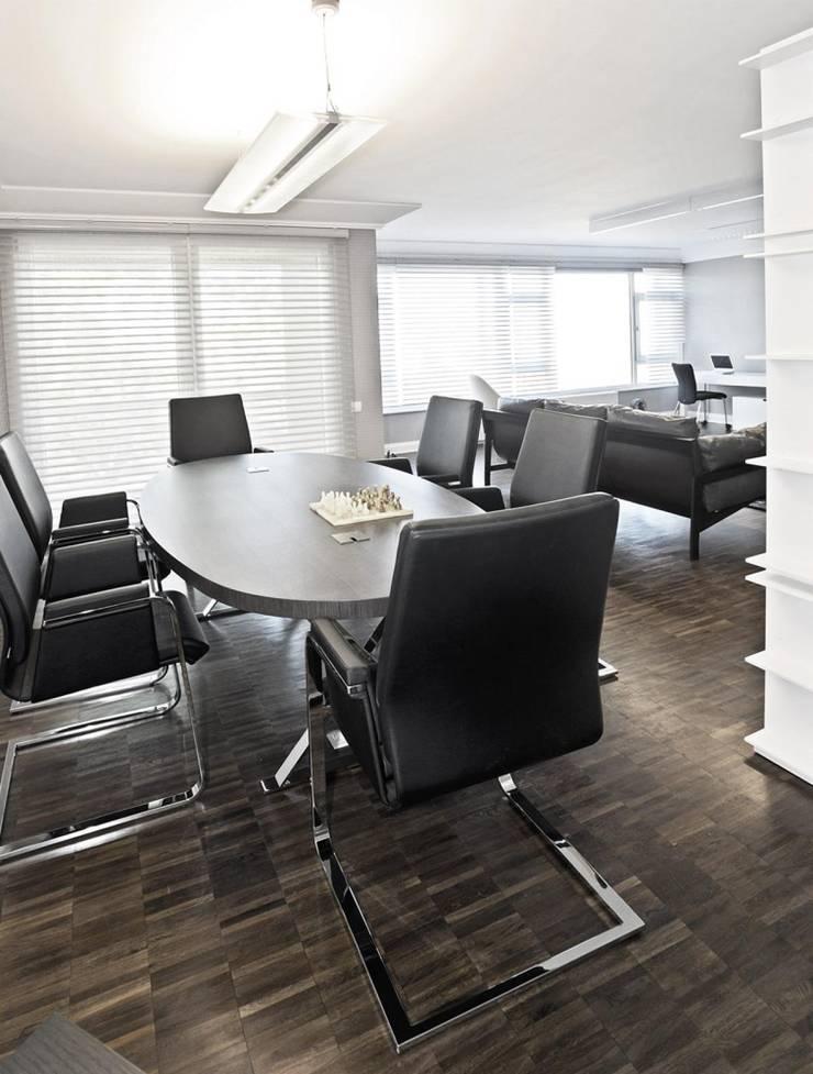 VEN MİMARLIK – MİA Ofis:  tarz Ofis Alanları