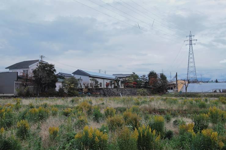 オジライエ: みなこ建築設計事務所が手掛けた家です。