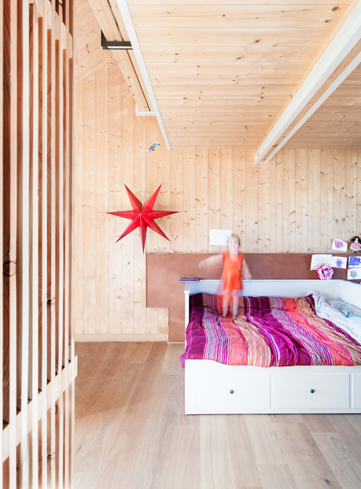Bedroom by paolo carlesso architetto, Minimalist
