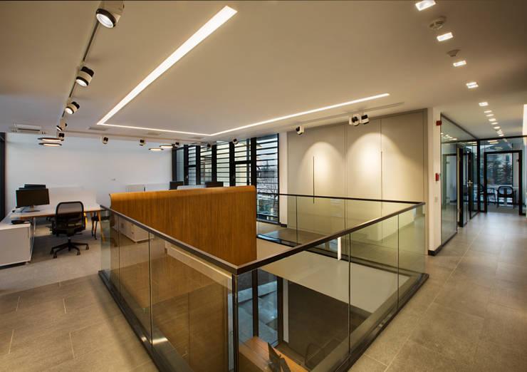 VEN MİMARLIK – Deha Proje Ofis:  tarz Ofis Alanları