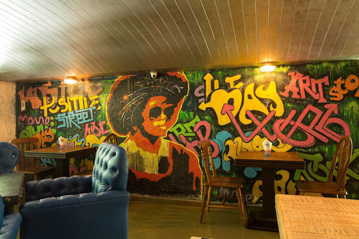 The Brooklyn Shuffle :  Commercial Spaces by The Orange Lane,Eclectic
