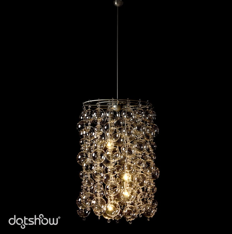 Muurbloem Design Studio DotShow:  Gang, hal & trappenhuis door Muurbloem Design Studio