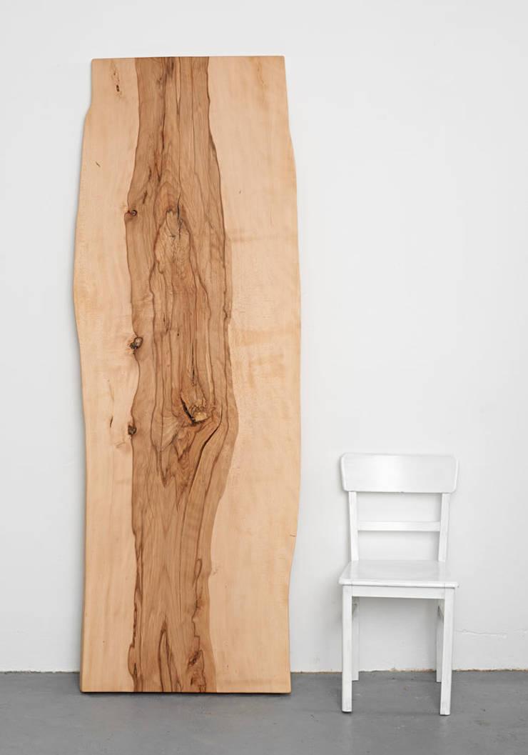 Besondere Tisch Und Arbeitsplatten Von Holzgeschichten Homify