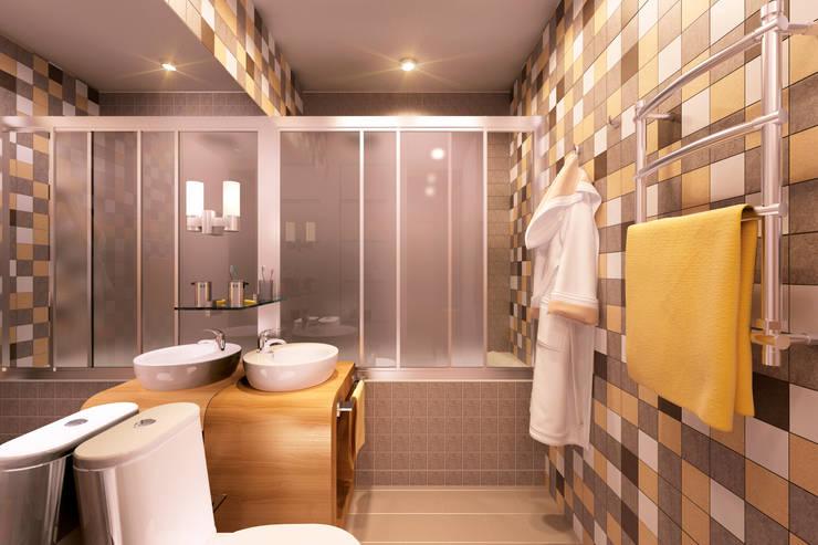 Bathroom by Geometrium