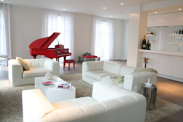 Living room by By Lenny,