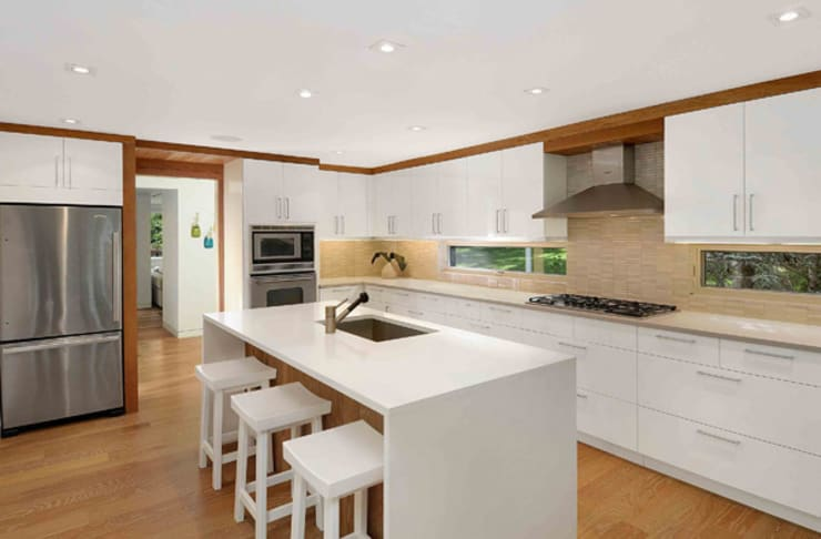 Kitchen by Eisner Design