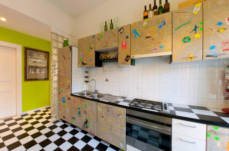 Cocina de estilo  por NOS Design