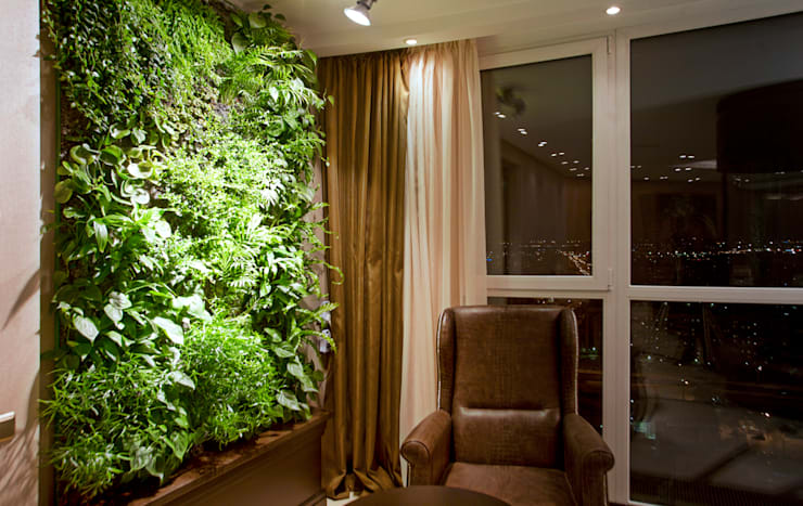 Interior landscaping by RaStenia