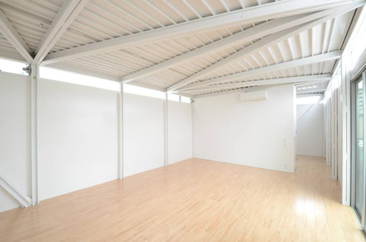 LGS HOUSE #01 / ボーダーの家 / Boundary House: Niji Architects/原田将史+谷口真依子が手掛けた和室です。