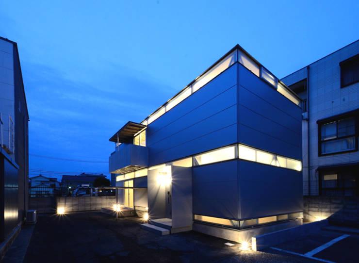 LGS HOUSE #01 / ボーダーの家 / Boundary House: Niji Architects/原田将史+谷口真依子が手掛けた家です。