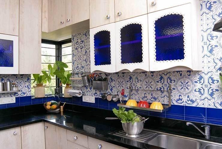 Natural Elements:  Kitchen by The Orange Lane