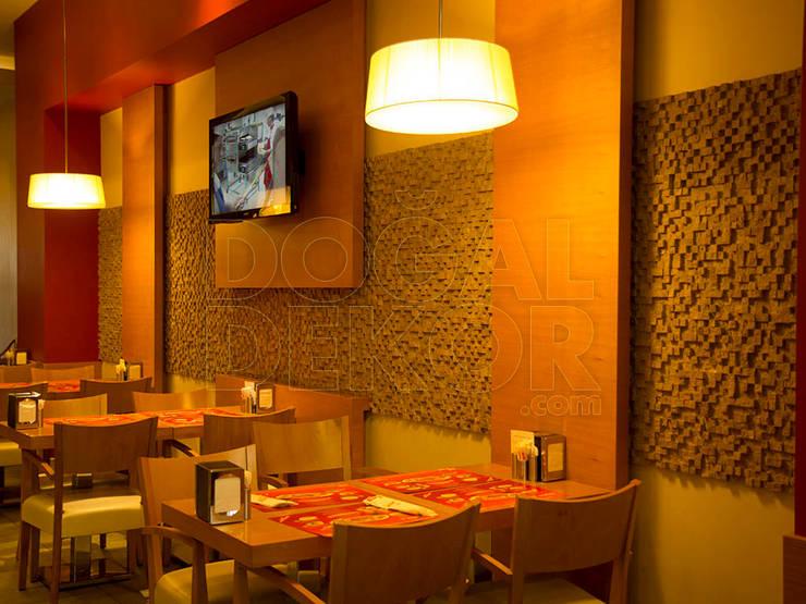 DOĞALDEKOR | DEKORATİF DOĞAL TAŞ & MERMER & TRAVERTEN ÜRETİCİ – Restaurant Dekorasyonu ve Doğal Taş:  tarz İç Dekorasyon