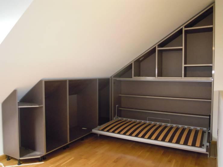 Camera da letto in stile  di SQ-Decoración