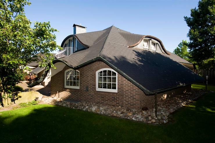 Projekty, klasyczne Domy zaprojektowane przez Radke Architekten