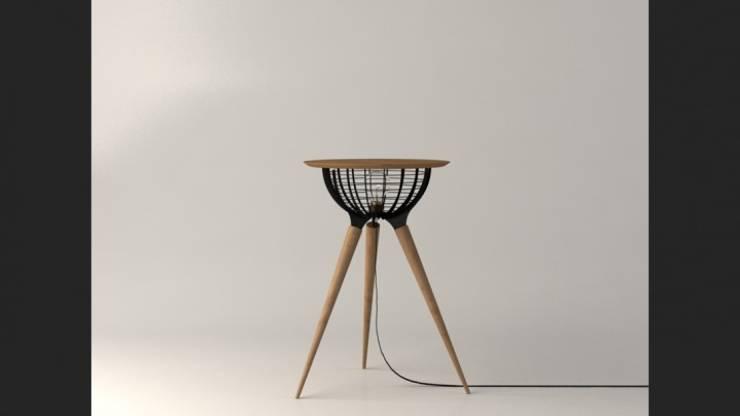Furniture Design:  Living room by antonygibbondesigns