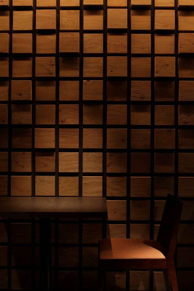 BUNON: mattchが手掛けた壁です。,